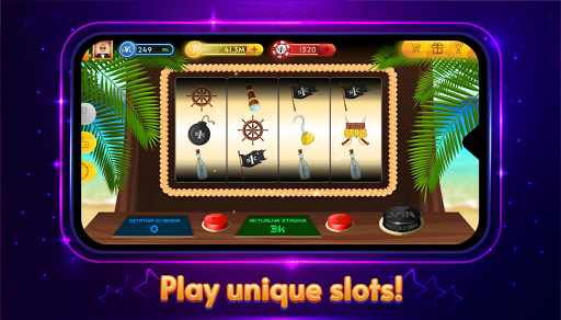 One Night Casino - Slots, Roulette 2.5.4001 screenshots 6