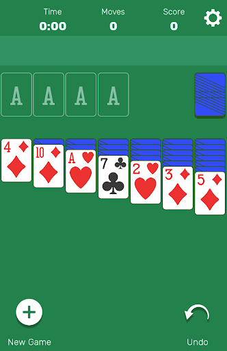 Solitaire 1.31 screenshots 1