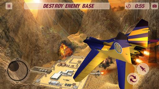 Jet Fighter Pilot Simulator  screenshots 11