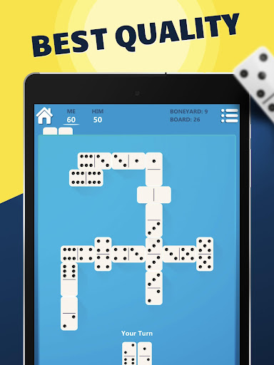 Dominos Game - Best Dominoes android2mod screenshots 6
