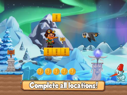 Jake's Adventure: Jump world & Running games! ud83cudf40 2.0.3 screenshots 8