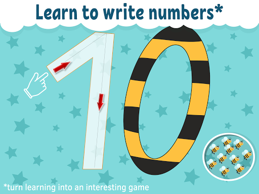 Learning numbers and counting for kids 2.4.1 screenshots 8