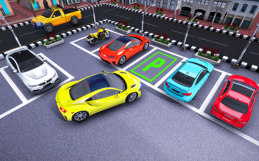 Auto Car Parking Game: 3D Modern Car Games 2021 1.5 screenshots 8