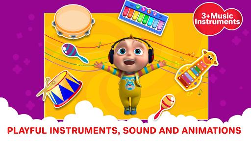 ABC Song - Rhymes Videos, Games, Phonics Learning  Screenshots 7