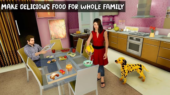 Family Pet Dog Home For Pc – Download On Windows 7/8/10 And Mac Os 2