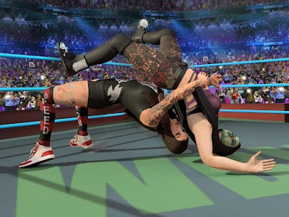 Bad Girls Wrestling Rumble: Women Fighting Games 10