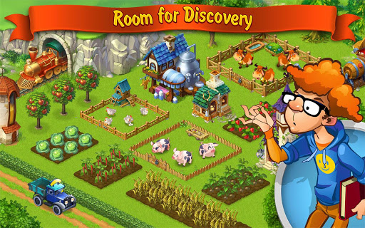 Farm games offline: Village farming games 1.0.45 screenshots 9