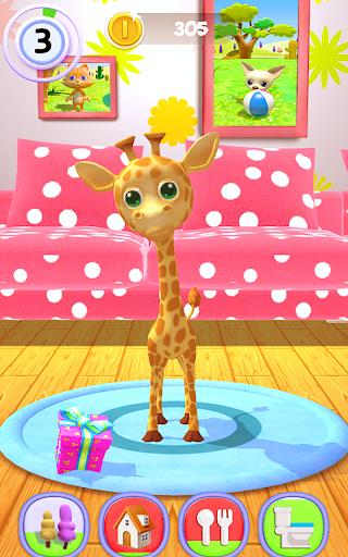 Talking Giraffe 1.54 screenshots 14