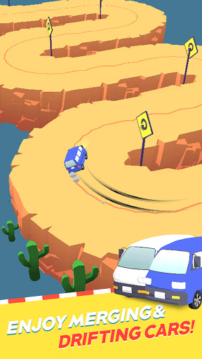Minivan Drift 1.3.2 screenshots 2