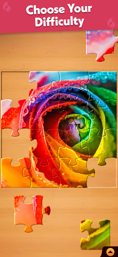 Jigsaw Puzzle: Create Pictures with Wood Pieces Apkfinish screenshots 8