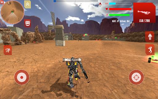 Royal Robots Battleground 1.4 screenshots 2