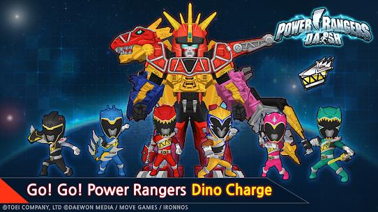 Power Rangers Dash MOD APK 3