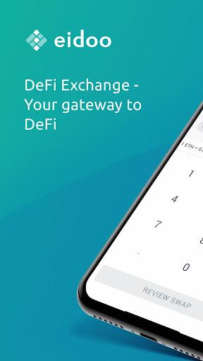 Eidoo: Bitcoin and Ethereum Wallet and Exchange 2.14.0 Screenshots 1