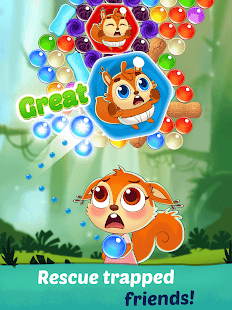 Bubble Jelly Pop - Fruit Bubble Shooting Game
