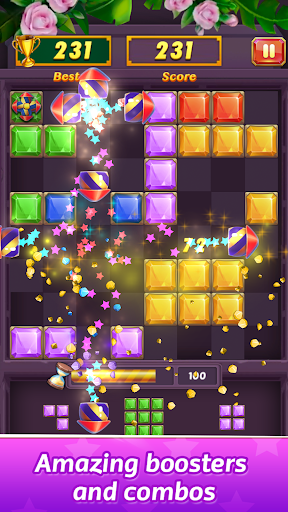 Block Puzzle Jewel Free 2020 1.0.6 screenshots 2