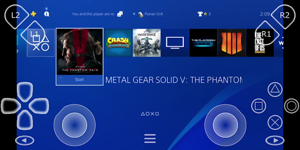 PSPlay: PS Remote Play Unlimited APK For Android 2