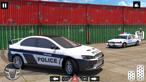 Police Car Driving Simulator 3D: Car Games 2020 apkpoly screenshots 9