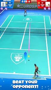 Tennis GO : World Tour 3D MOD (Free Rewards) 4