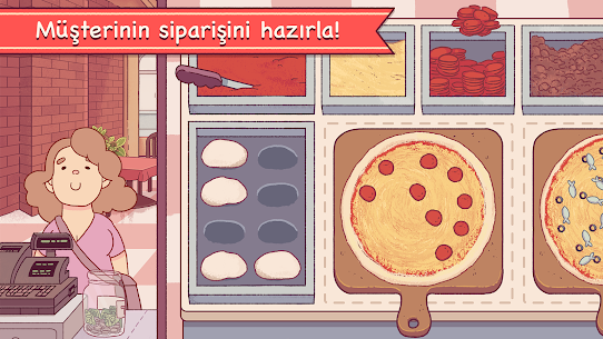İyi Pizza Güzel Pizza Hileli Apk Güncel 2021** 2