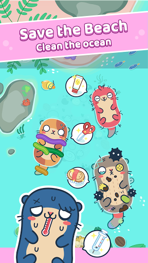 Otter Ocean - Treasure Hunt modiapk screenshots 1