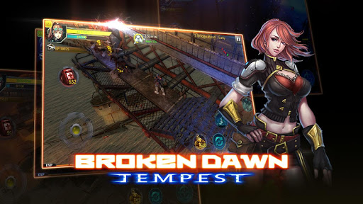Broken Dawn:Tempest screenshots 1