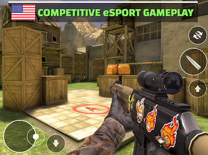 Counter Attack 3D — Multiplayer Shooter v 1.2.42 [Много денег] 5