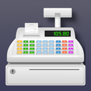 POS Point of Sale - Cash Register  Icon