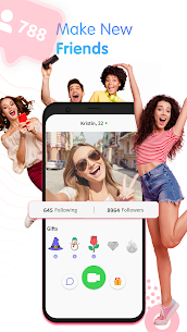 Gaze Video Chat App 4