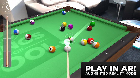Kings of Pool - Online-Billard Screenshot