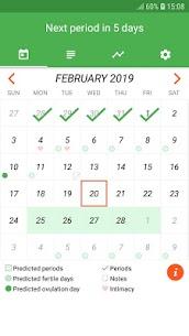 Period Calendar 1