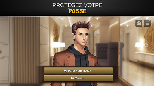 Code Triche Is It Love? Ryan - Votre relation virtuelle (Astuce) APK MOD screenshots 4