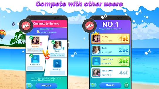 Dream Piano Mod Apk (Unlimited coin) Latest Version 2021 for Android 3
