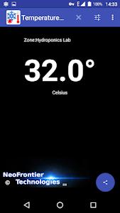 Temperature Alarm Alert 1.3.8