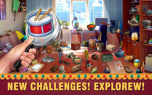 Hidden Object Games: Quest Mysteries 1.0.8 screenshots 4