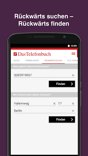 Das Telefonbuch with caller ID and spam protection  screenshots 5