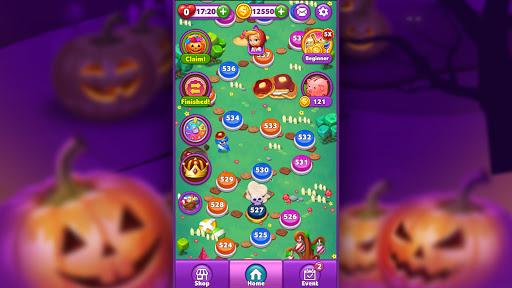 Lollipop: Sweet Taste Match 3 screenshots 15