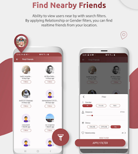 Social16 Messenger – Free video & audio call. 3