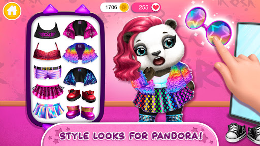 Rock Star Animal Hair Salon - Super Style & Makeup 4.0.70031 screenshots 6