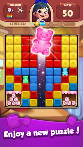 Hello Candy Blast : Puzzle & Relax  screenshots 3