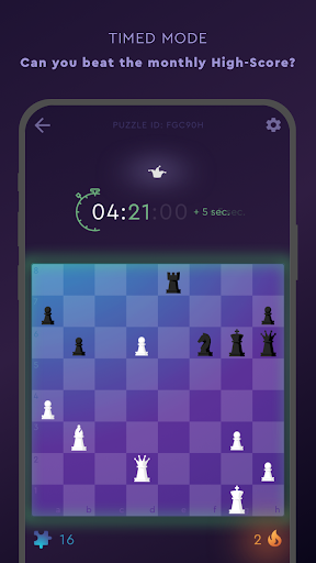 Tactics Frenzy u2013 Chess Puzzles android2mod screenshots 4
