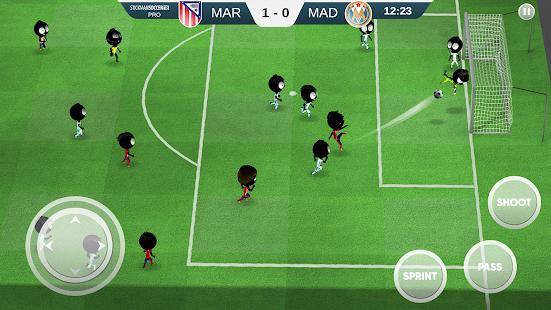 Stickman Soccer 2018 screenshots 23
