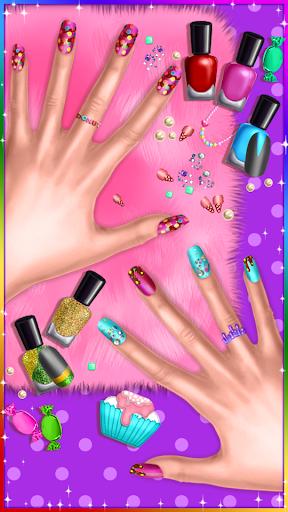 Candy Fashion Dress Up & Makeup Game 1.2-arm screenshots 7