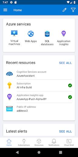 Microsoft Azure  screenshots 1