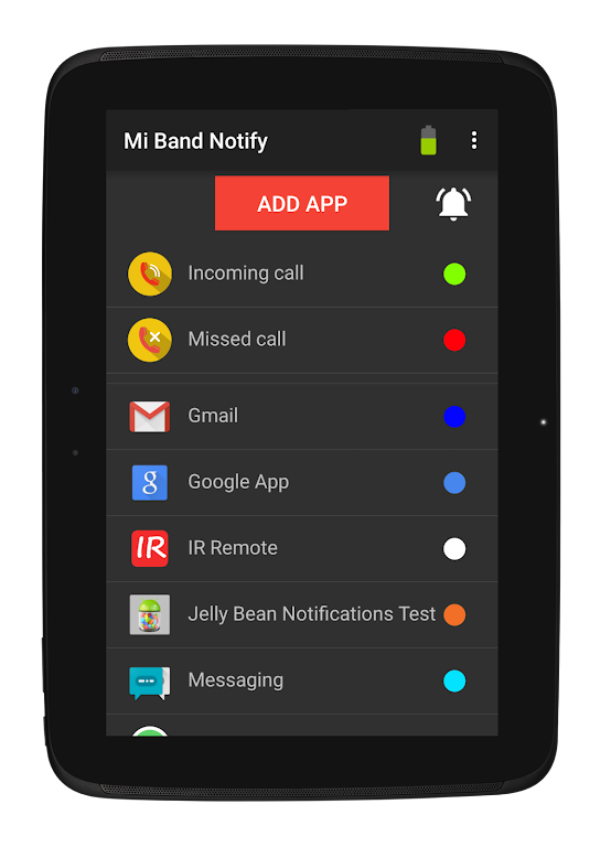 Notify for Mi Band: Your privacy first poster 9