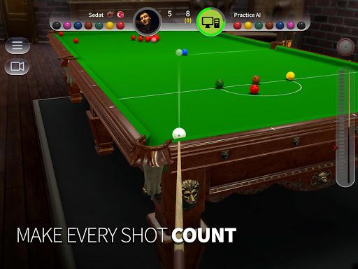 Snooker Elite 3D screenshots 8