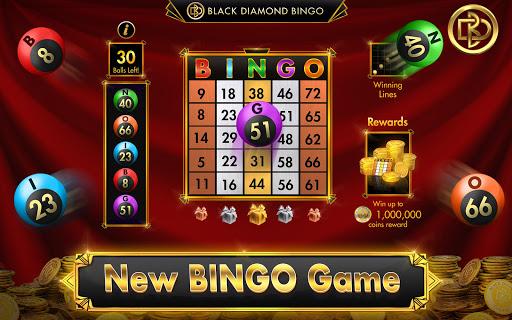SLOTS - Black Diamond Casino apkslow screenshots 10