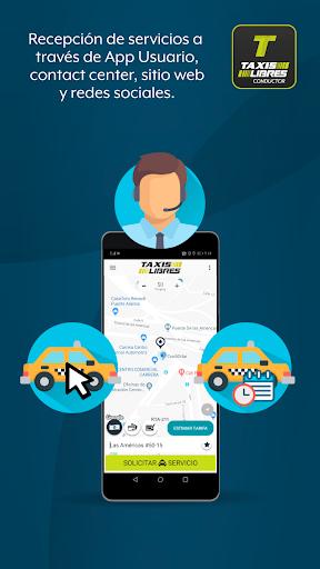 Taxis Libres Conductores 1.5.10 Screenshots 11