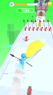 Fury Knight Mod Apk: Run to the Keep! (Unlimited Upgrades) 5
