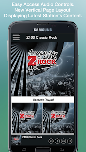 Z100 Classic Rock 7.18.0.38 Android Mod APK 2