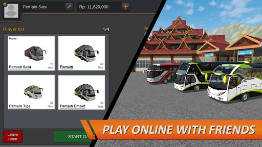 Bus Simulator Indonesia 3.4.3 screenshots 5